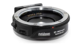 Metabones Micro Four Thirds to EF Speedbooster