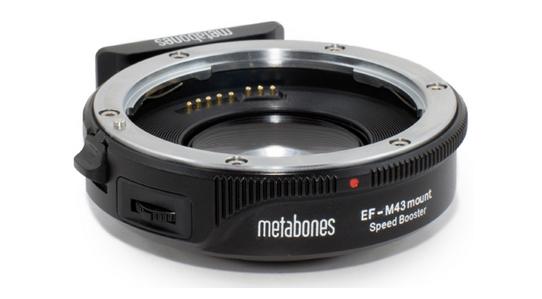 Finally! Metabones Micro Four Thirds to EF Speedbooster