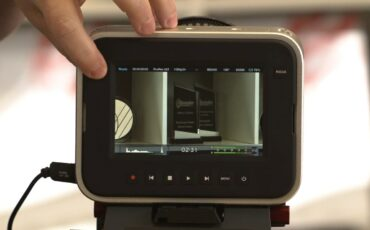 Blackmagic firmware update 1.9 for Pocket & Cinema Cameras - Time Remaining, Audio Levels, Histogram