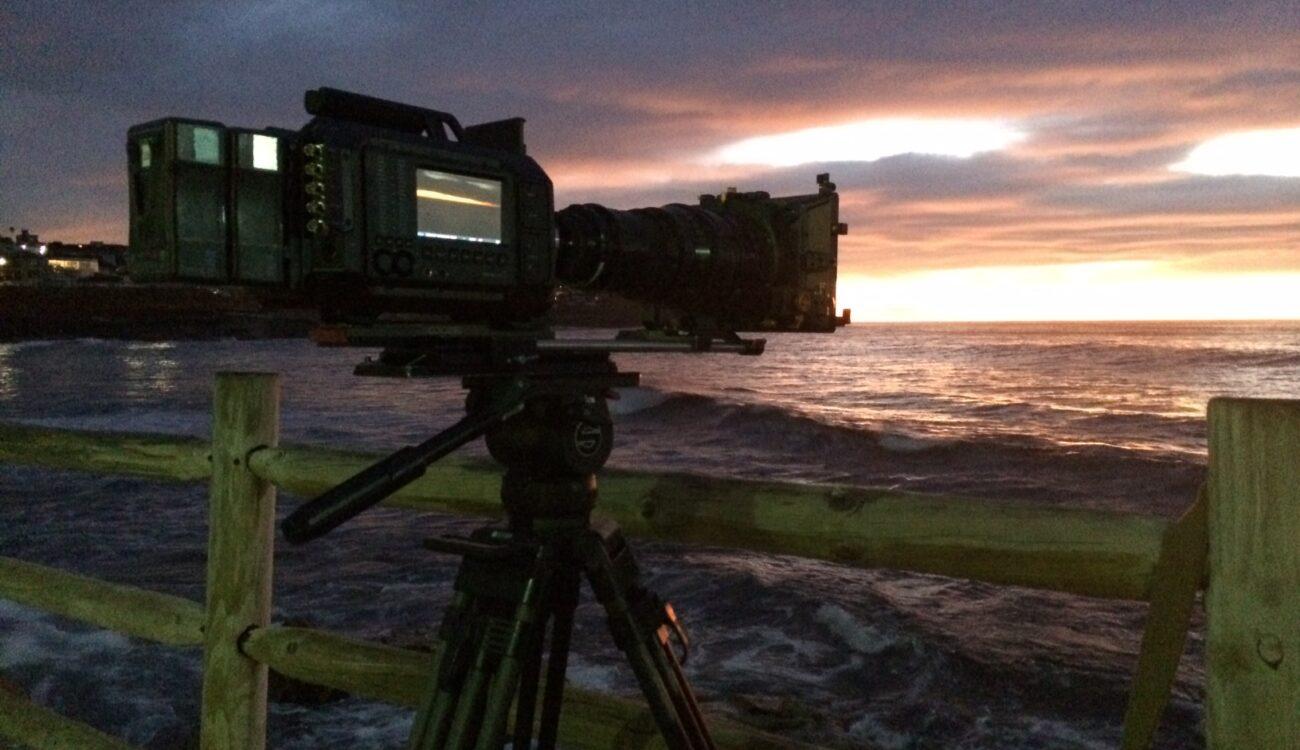 First Blackmagic URSA footage surfaces