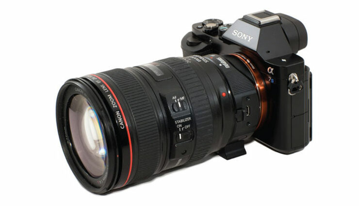 Issues with Metabones A7S Canon adapter addressed by firmware update?