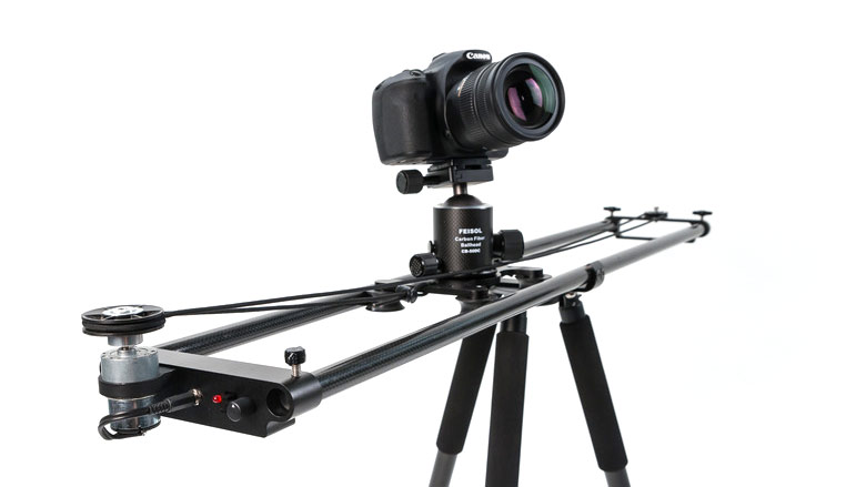 Nebo motion control slider will be world's lightest slider and cost $700