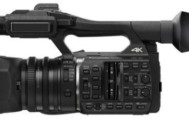 Panasonic Announces the HC-X1000 Prosumer 4K Camcorder