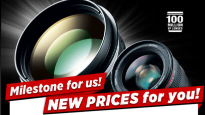 Canon significantly reduces prices on selected lenses