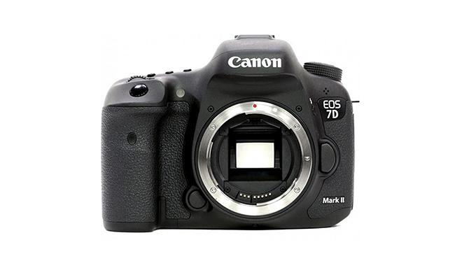Canon announces New EOS 7D Mark II