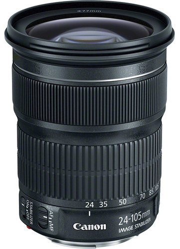 Canon EF 24-105mm f:3.5-5.6 IS STM Lens