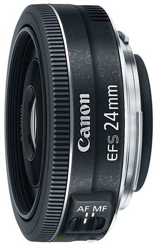Canon EF-S 24mm f:2.8 STM Lens