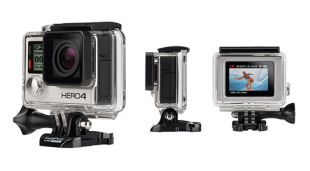 GoPro Hero 4 Feature