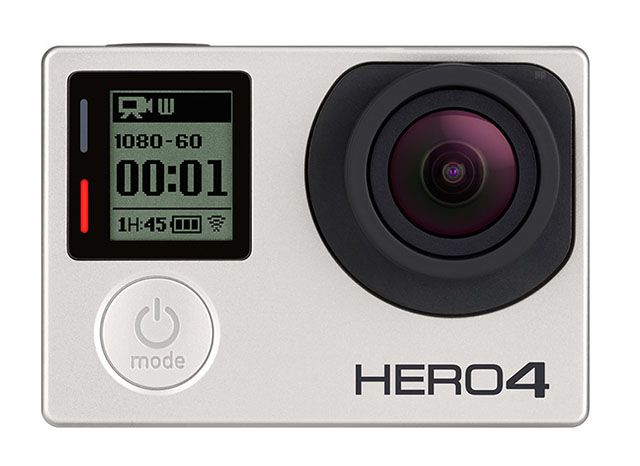 GoPro Hero 4 Silver_1