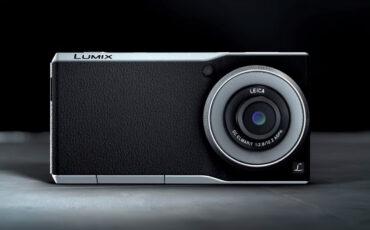 New Panasonic Camera-Smartphone Lumix DMC-CM1