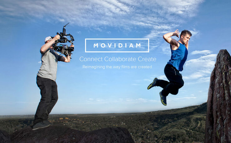 Movidiam: New Networking & Project Management Platform for Filmmakers
