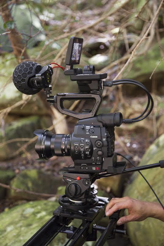 Rode Stereo VideoMic X C300