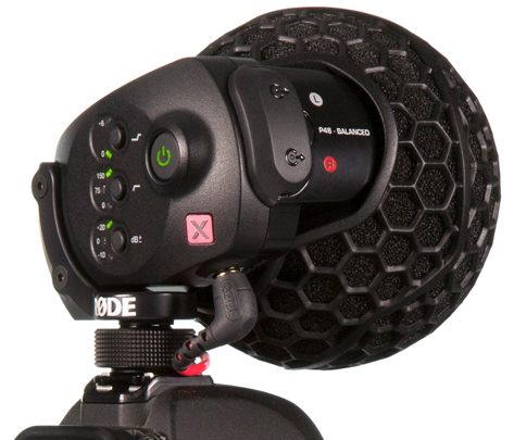 Rode StereoMic X