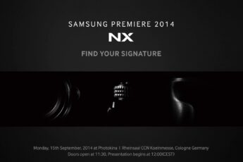Will Samsung join the 4K Mirrorless race with the NX1?
