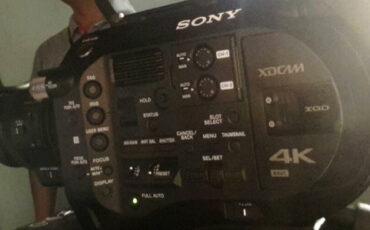 SonyAlphaRumors: Sony FS700II 4K On The Horizon?