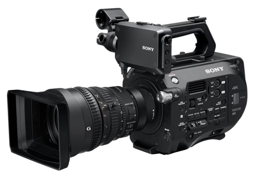Sony IBC Press Conference Summary - F5 update, 2 new cameras plus ...