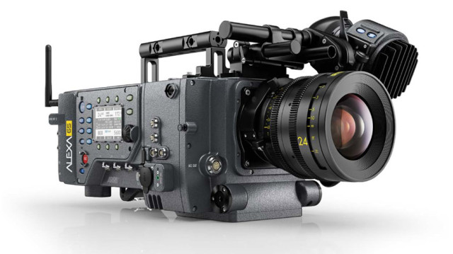 alexa65 640x359 The Arri ALEXA 65   6K and a Giant 65mm Sensor