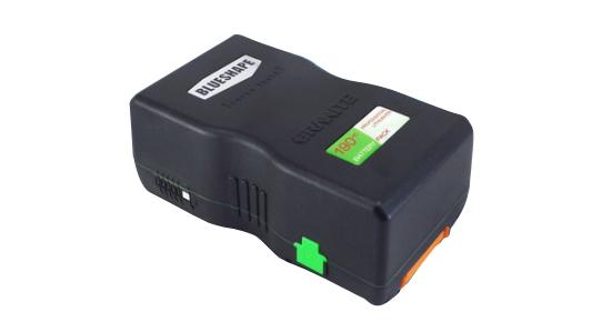 Splashproof V-Lock batteries from Blueshape