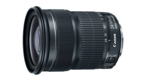 canon lenses feature