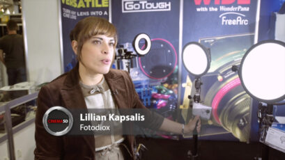 Fotodiox Edgelight - Lightweight Circular LED Softbox from the future