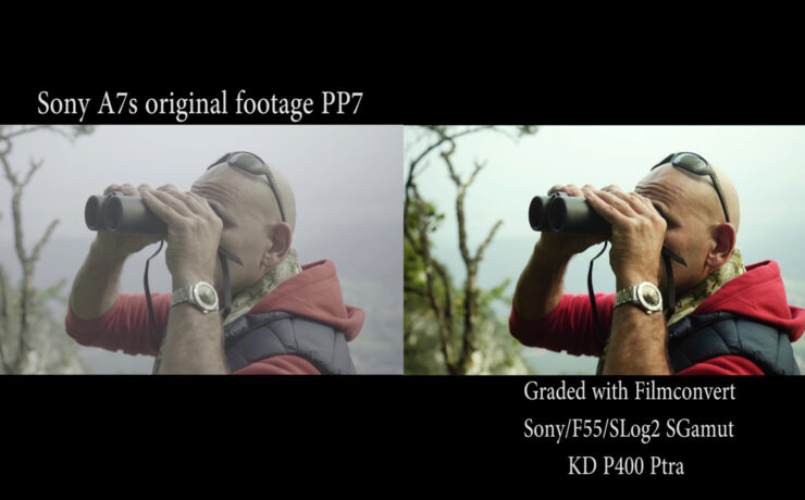 Shooting Sony A7s & S-Log2 - A closer look & downloadable footage