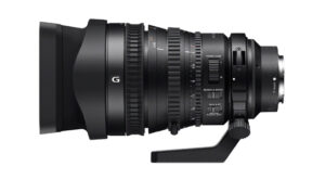 sony 28-135mm feature