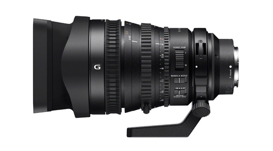 Sony 28-135mm F/4 Professional E-mount Zoom Lens