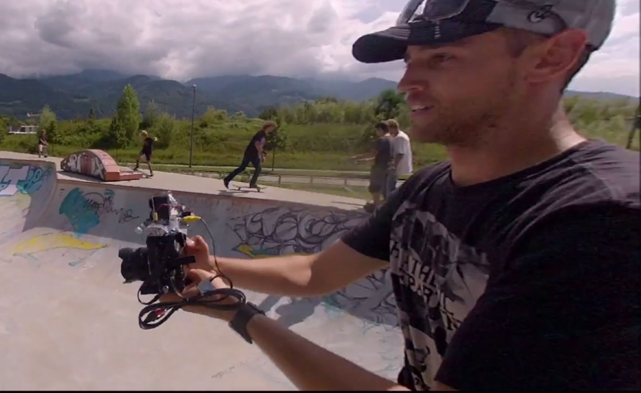 SteadXP - The Future of Image Stabilization for DSLRs and GoPros