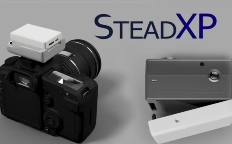 SteadXP - The Future of Image Stabilization for DSLRs and GoPros?