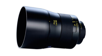Zeiss Otus 85mm f/1.4 available for pre-order
