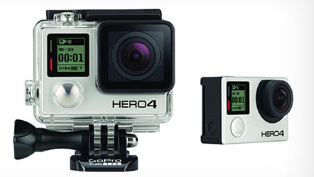 New GoPro 4 Gets firmware update