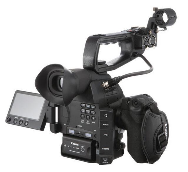 Canon EOS C100 Mrk2