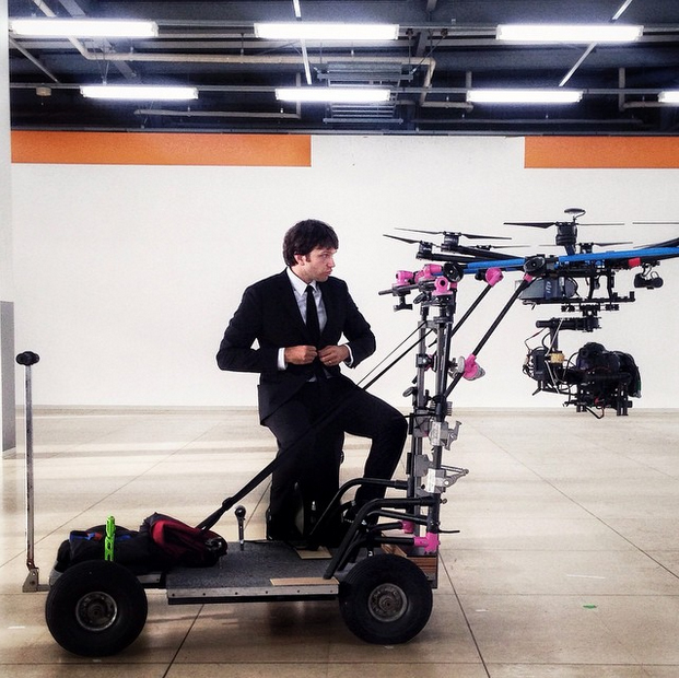 New OK Go music video is a Drone Masterpiece