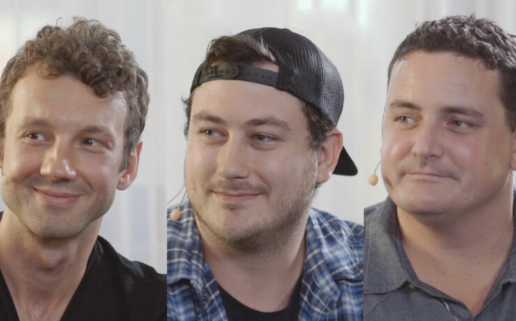 ON THE COUCH – ep 20, part 1 – Kamil Tamiola, Tom Barnes & Lucas Gilman (pro photographers)