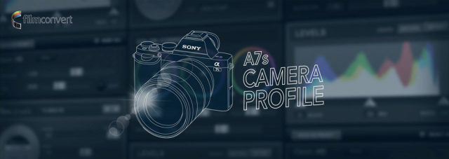Sony A7S camera profile
