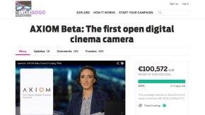 axiom crowd funding achieved 2
