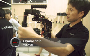 Varavon Birdycam 2 - $2375 Camera Stabiliser with Joystick Control