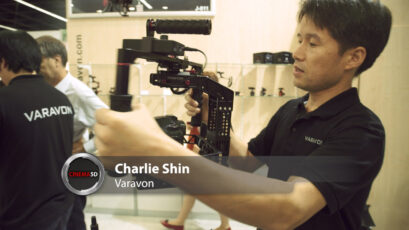 Varavon Birdycam 2 - $2375 Camera Stabiliser with Joystick Control