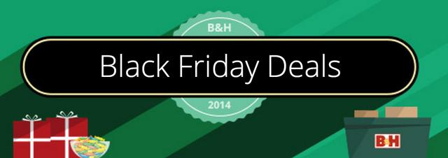 BandH Black Friday