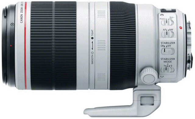 Canon 100-400mm IS II