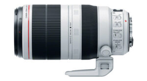 Canon 100-400mm IS II feature
