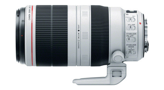 New Canon 100-400mm f/4.5-5.6 IS II Compact Zoom Lens