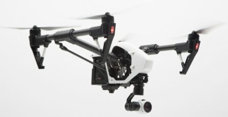 An all-new drone: DJI Inspire 1