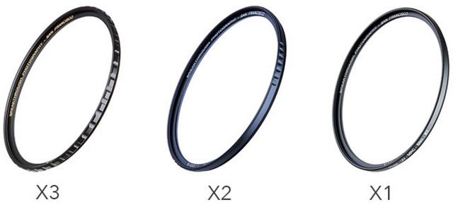 X-Series UV Filters