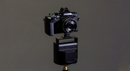 Panlight Kickstarter - remote directional control for lights and small cameras