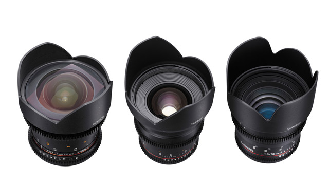 "The best Samyang / Rokinon / Bower ""cine"" lens deals (Updated: Dec 1st 2014)"