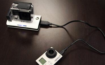 Kickstarter - MOTA Wireless Charger for GoPro.