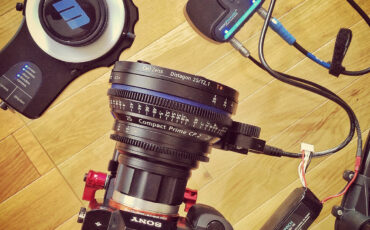 Redrock microRemote - wireless follow focus - Review