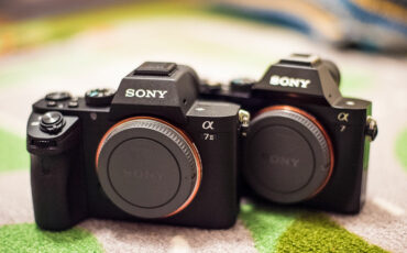 Sony A7 vs. A7II - comparison & stabilizer test
