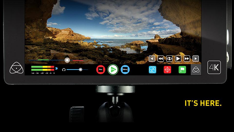 Atomos Shogun Playback Firmware Update Released, Bigger Battery for Shogun Owners